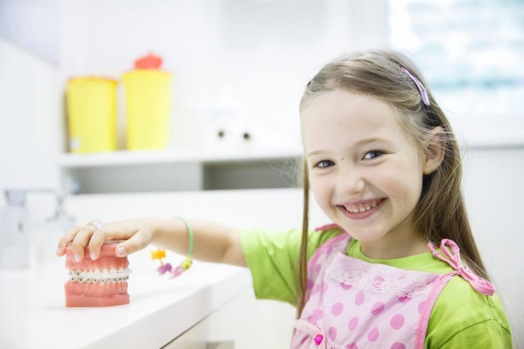 Orthodontic Treatment in Children
